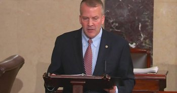 Senator Sullivan Address to Legislature Friday, watch it here