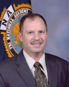 Petersburg Police Chief, Kelly Swihart. Photo courtesy of Petersburg Police Dept.