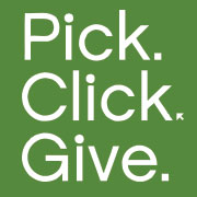 PickClickGiveLOGOx