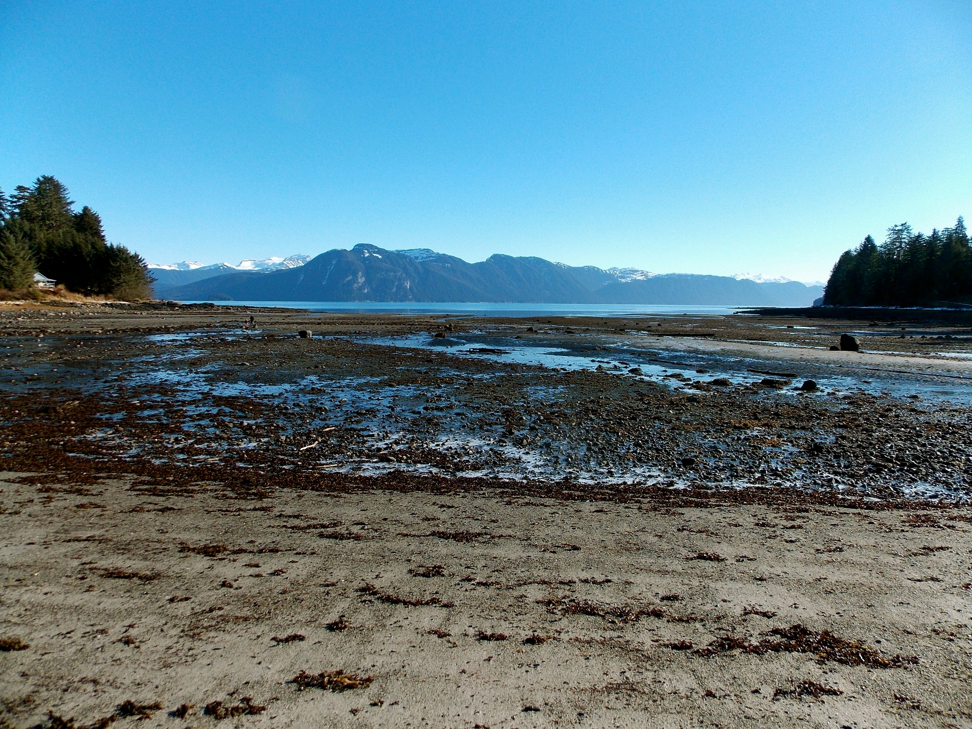 Sandy Beach is one recreation area near Petersburg that has received funding from RAC. Photo/KFSK