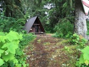 Breiland Slough cabin (photo/Abbey Collins)
