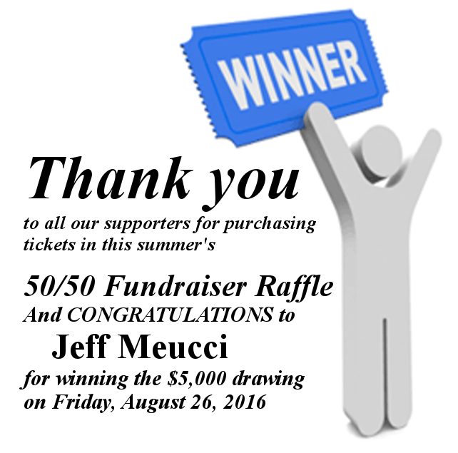 Congrats to Jeff Meucci!