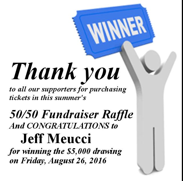 Congrats to Jeff Meucci!