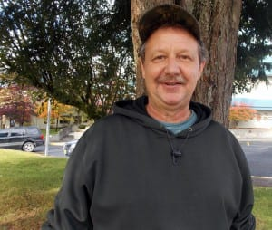Marc Martinsen, age 56, of Petersburg is running for assembly in Tuesday's municipal election. Photo/Angela Denning