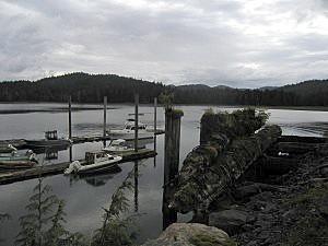Whale Pass Harbor. Photo/Alaska Department of Commerce, Community and Economic Development Division of Community and Regional Affairs' Community Photo Library