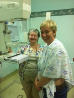 First mammogram easier than you think