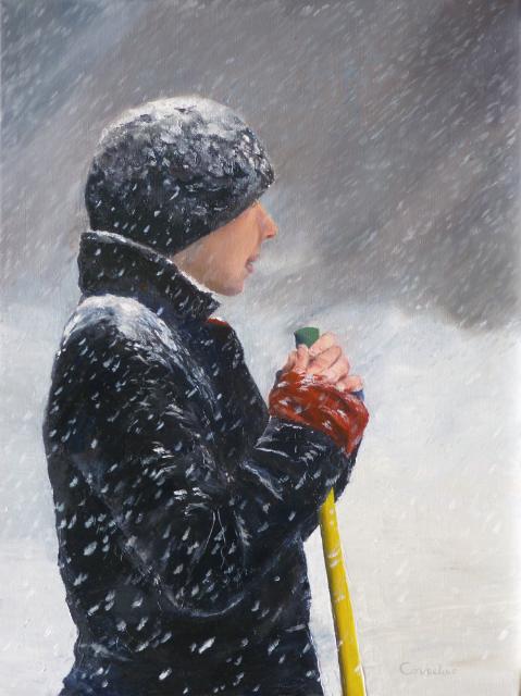 Petersburg artist has work in national weather exhibit
