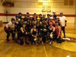 Roller derby gets rolling in Petersburg