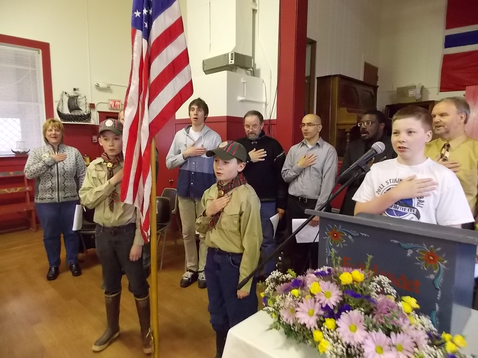 Petersburg holds 2013 blessing of the fleet