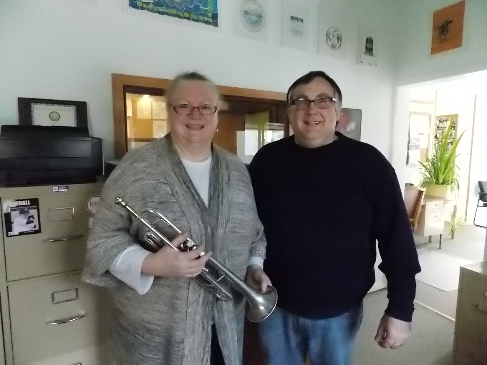 Borealis Brass plays Petersburg