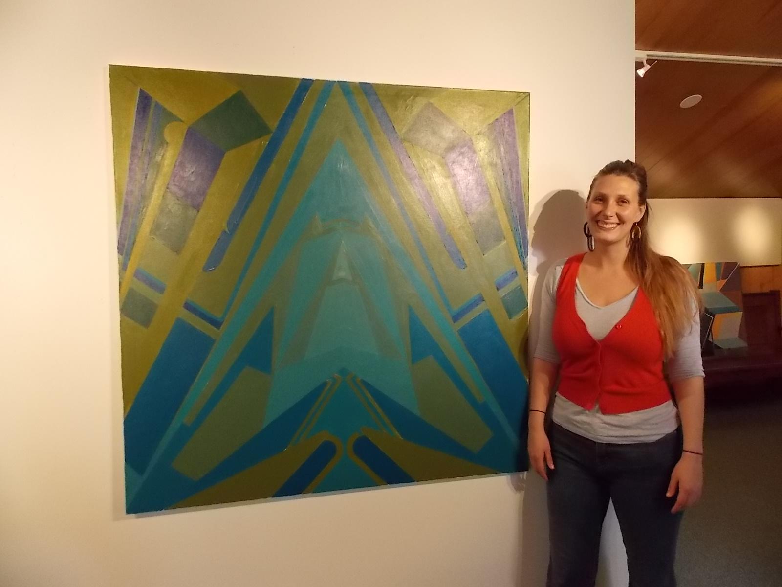 Duross displays a dozen new works