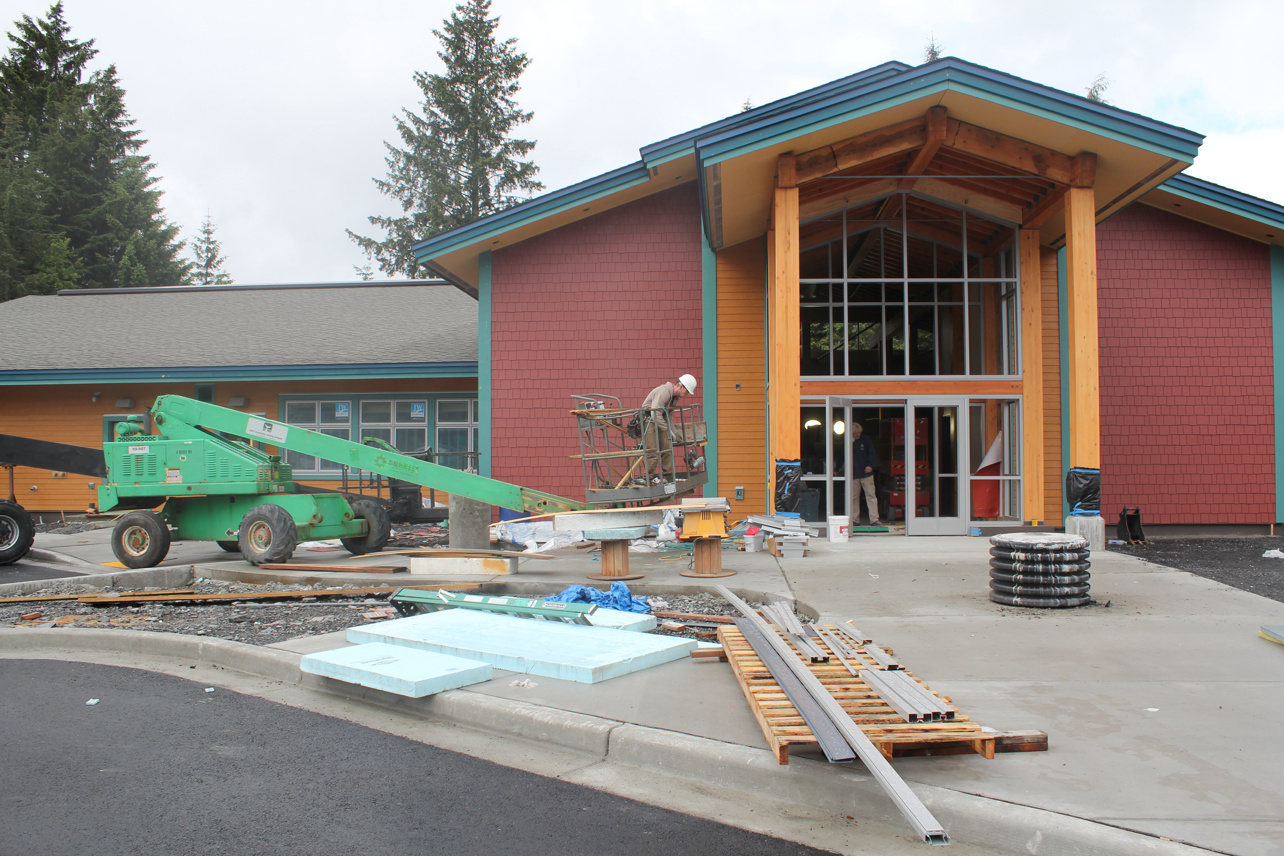 Library staff prepares for move to new building