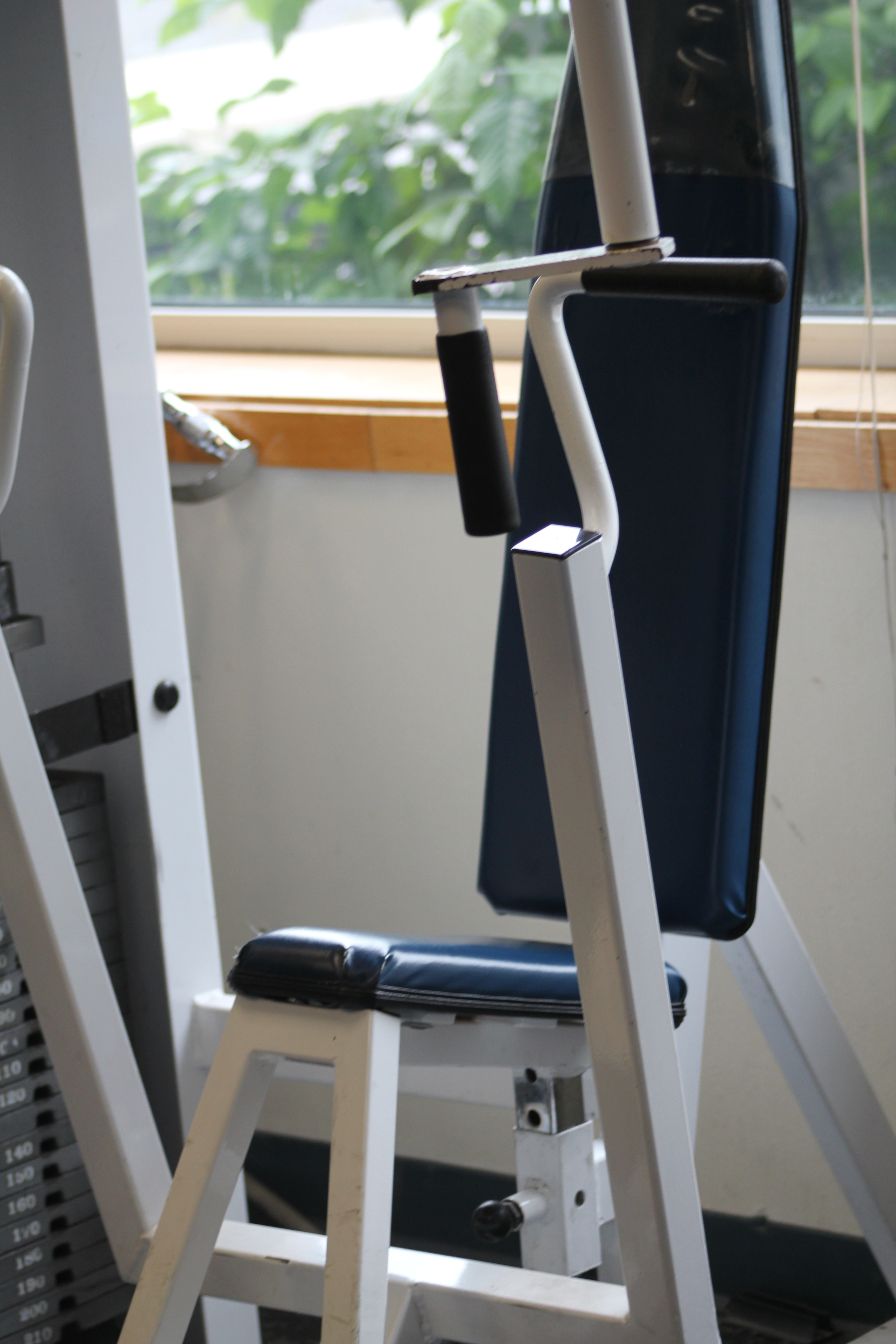Recreation renovating fitness center through summer