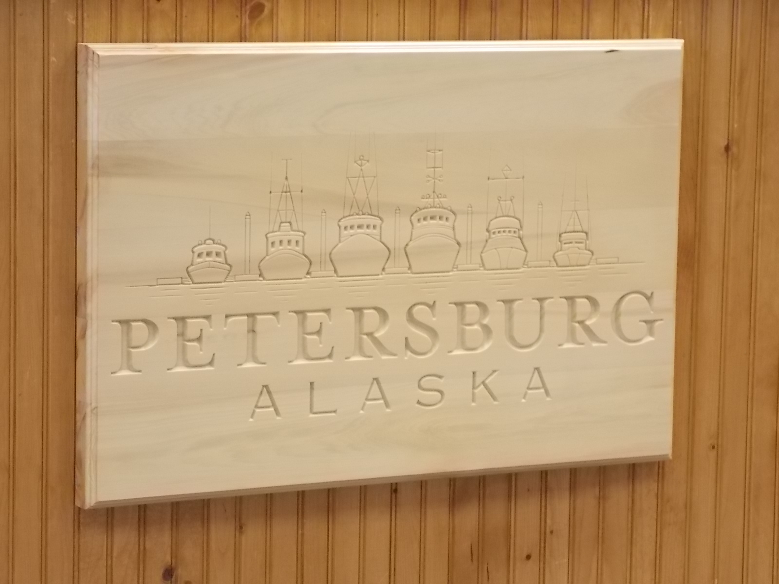 Petersburg borough supports new electoral map
