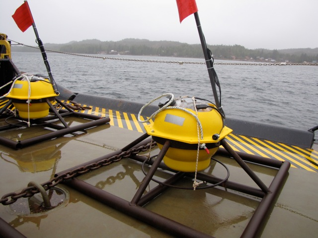 Geological survey hopes to recover missing instruments
