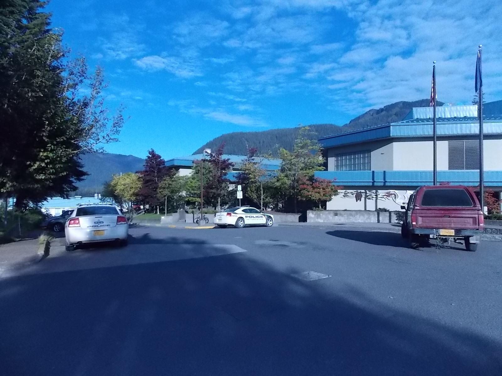 False alarm prompts school lockdown