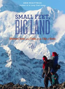 Alaska trekking family promotes new book