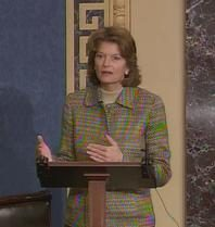 Senator Murkowski's Address to Legislature