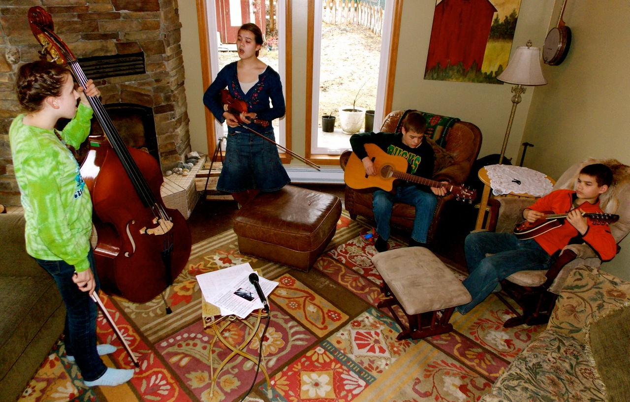 Double Rock Band to perform at Alaska Folk Festival