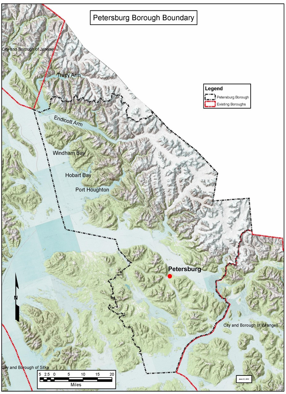 Juneau appeals Petersburg boundary to state Supreme Court