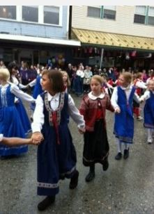 Thursday's Little Norway Festival runs all day