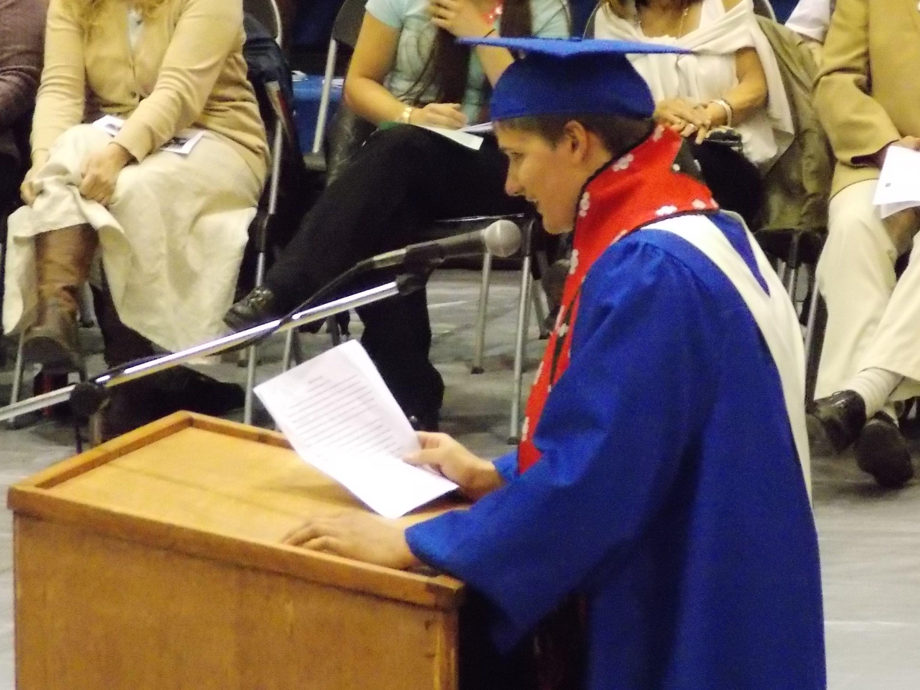 Petersburg High School celebrates class of 2014