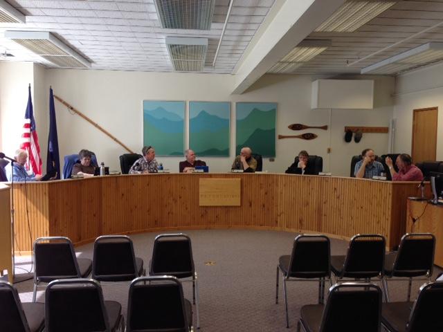 Petersburg Chamber Candidates Forum
