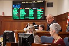 Southeast legislators support gasline buyout