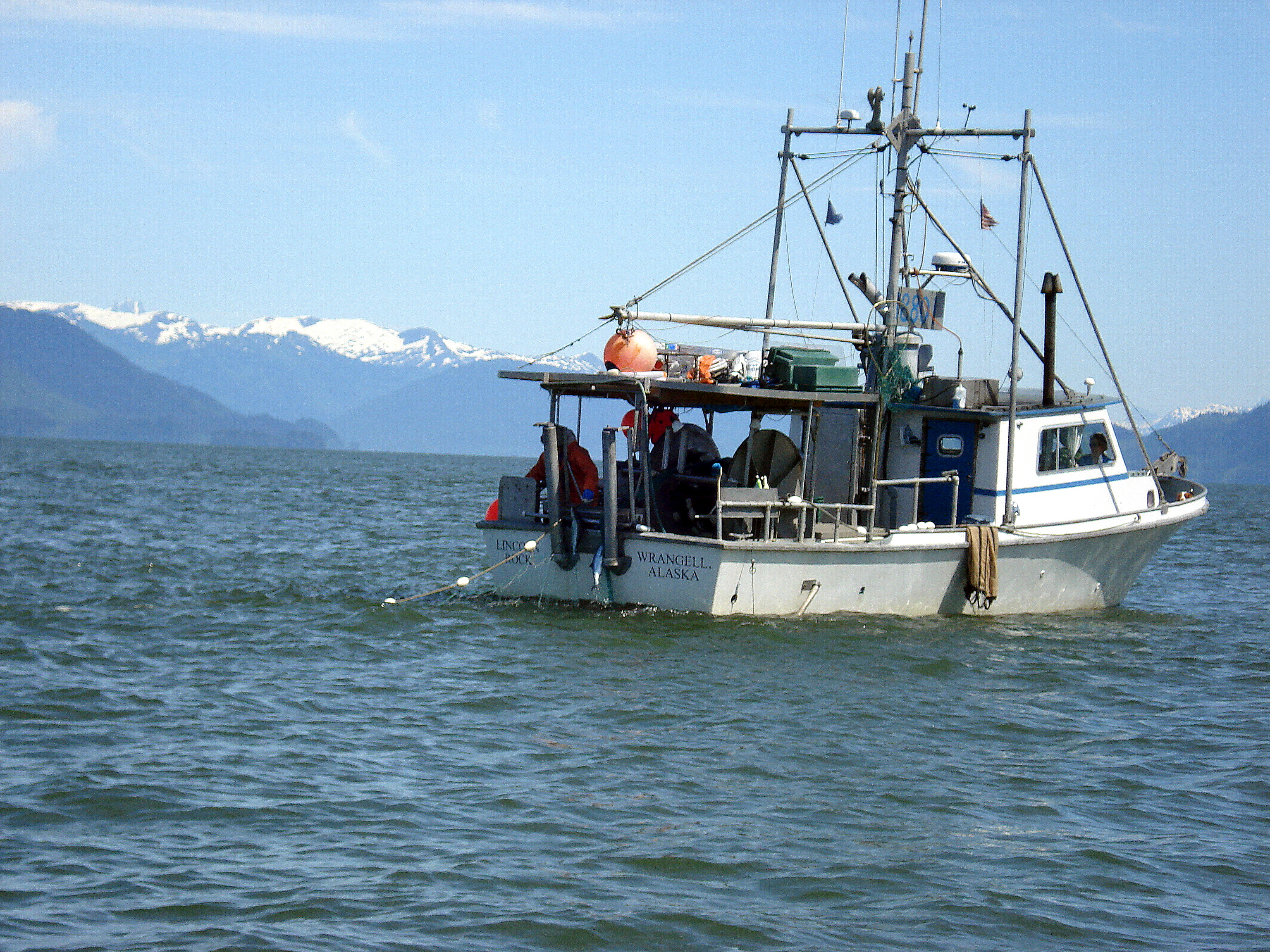 Stikine sockeye run is the best return in a decade