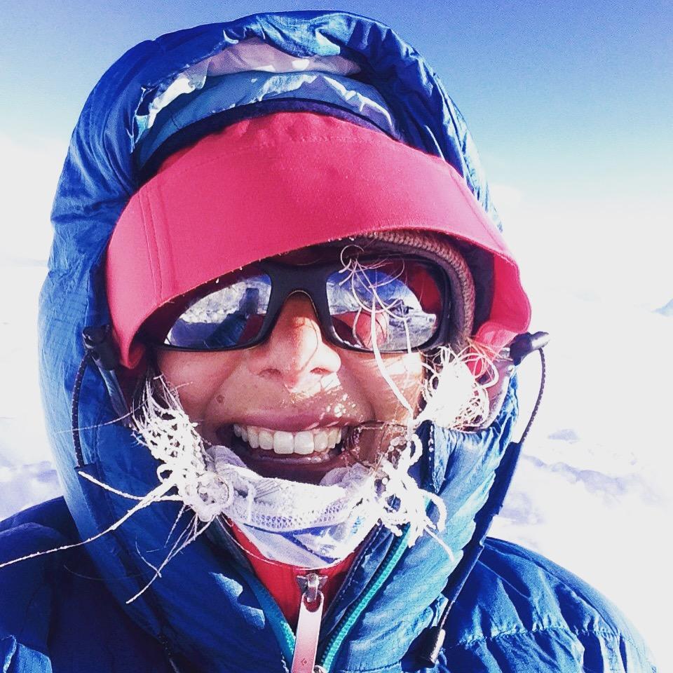 Petersburg's Angela Henderson reaches Denali summit