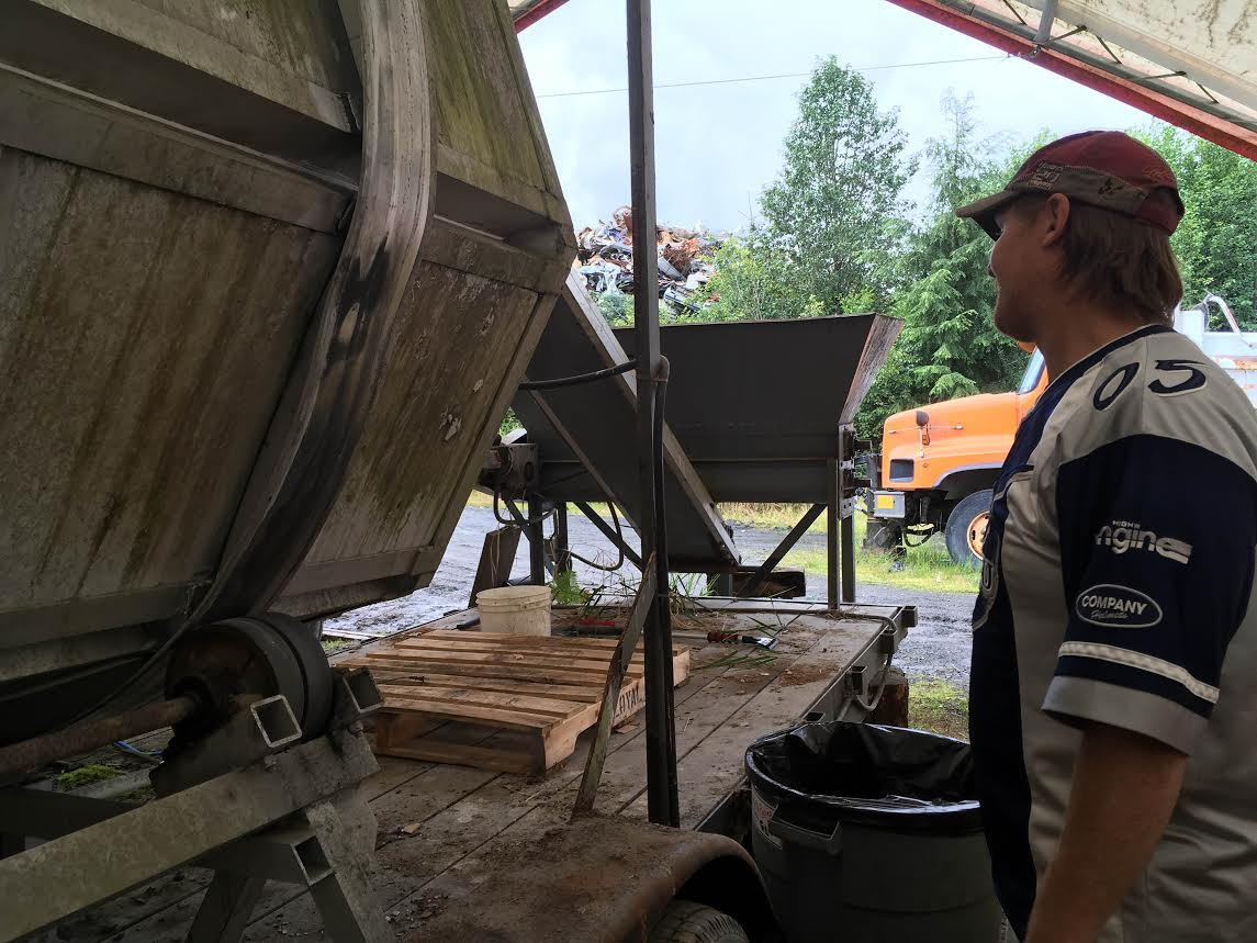 Petersburg composting business reaches for grant to grow