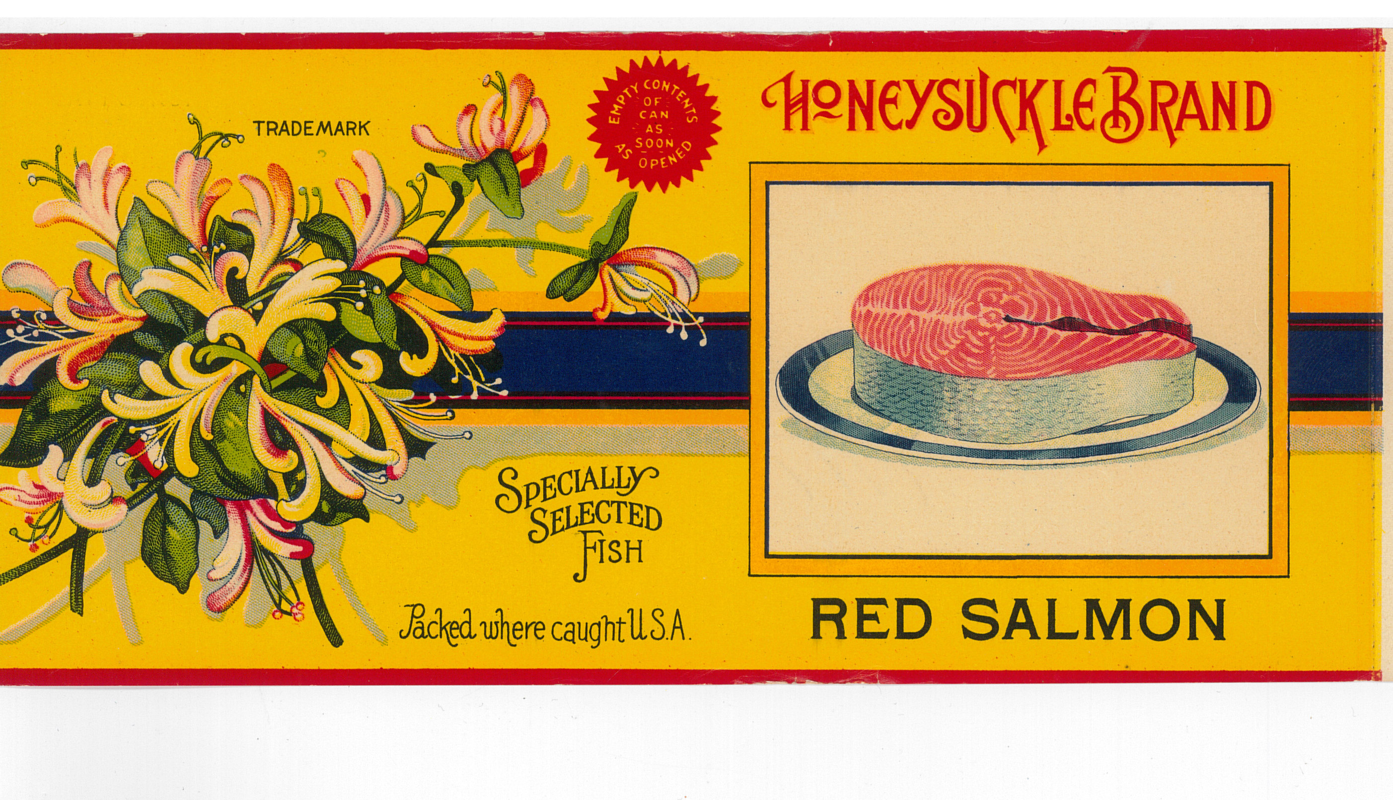 Preserving the history of Alaska's canned seafood