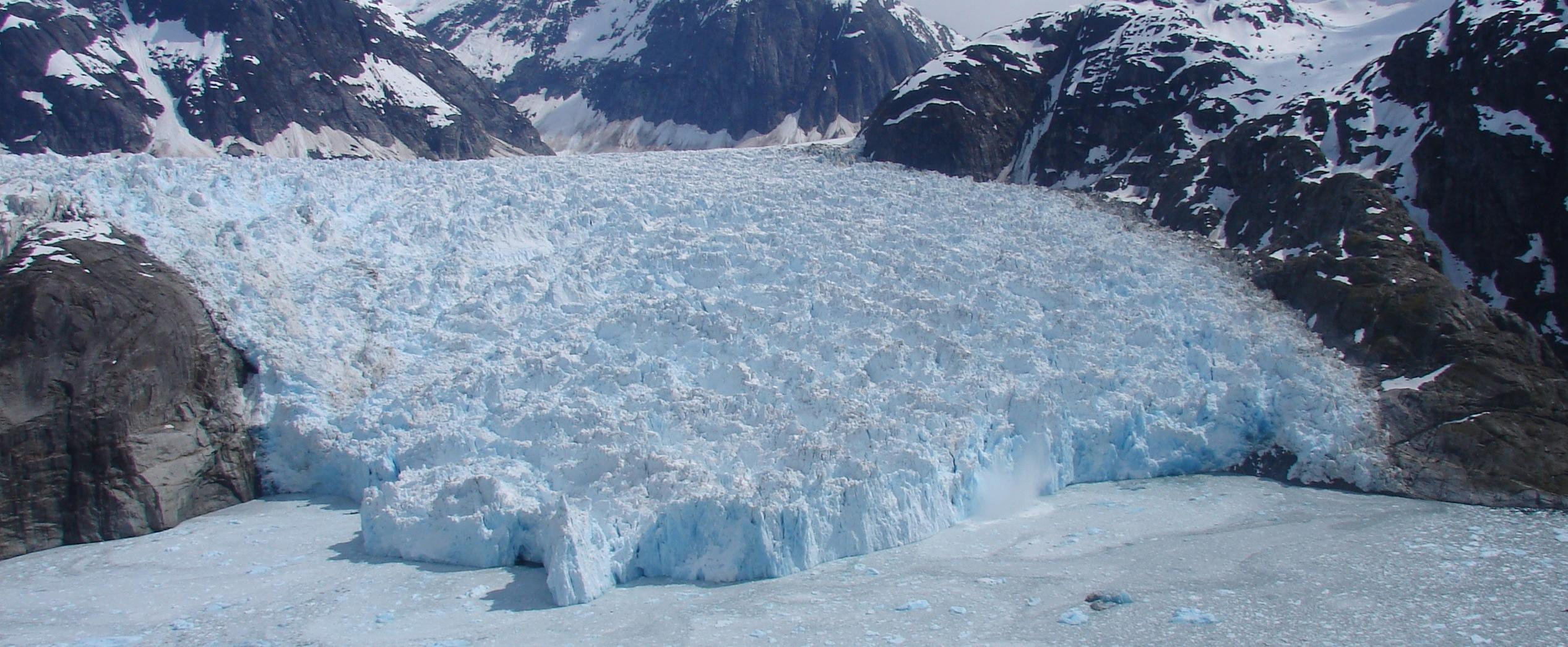 Scientists look at dynamics of melting at Southeast Alaska glacier