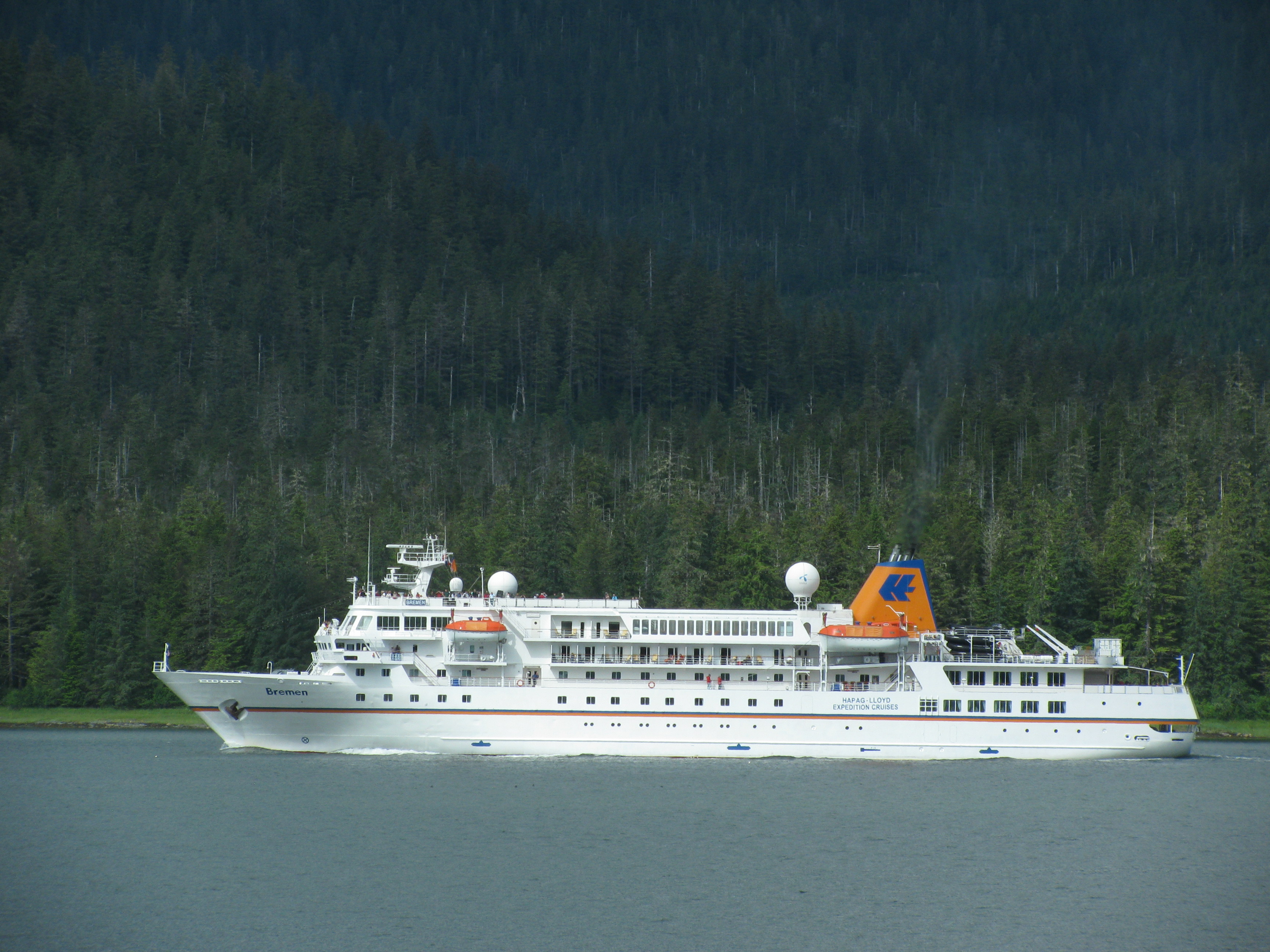 Petersburg could see small increase in cruise boat visits
