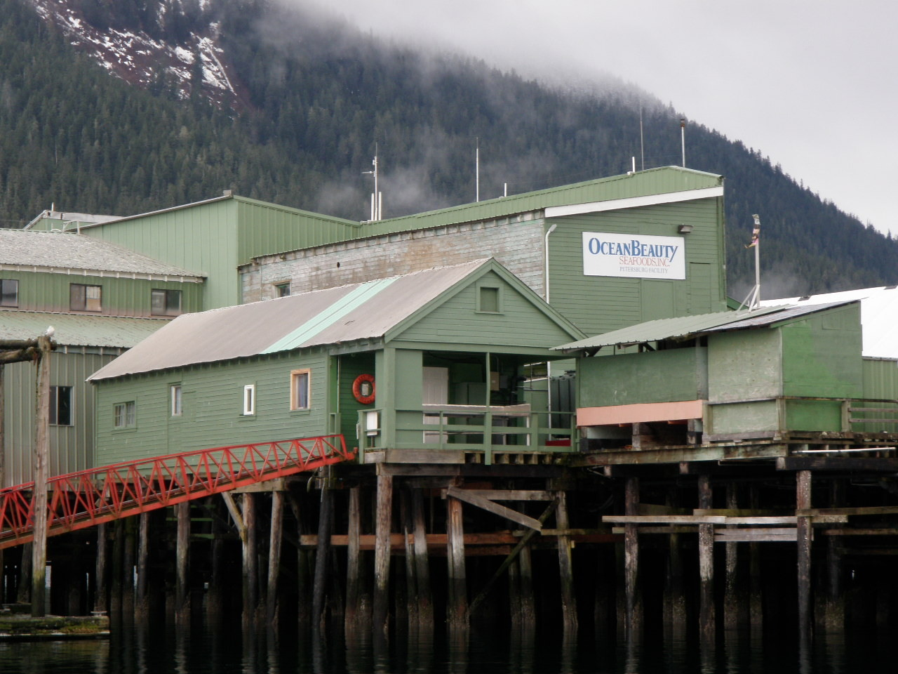 Ocean Beauty won't can salmon in Petersburg in 2017