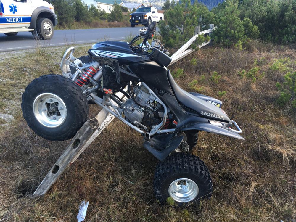 Atv crashes