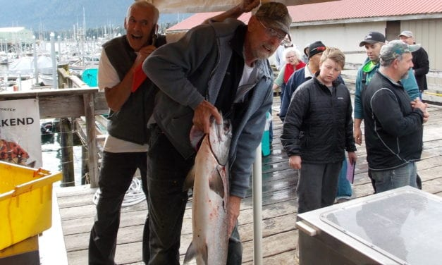 Petersburg salmon derby opens Friday