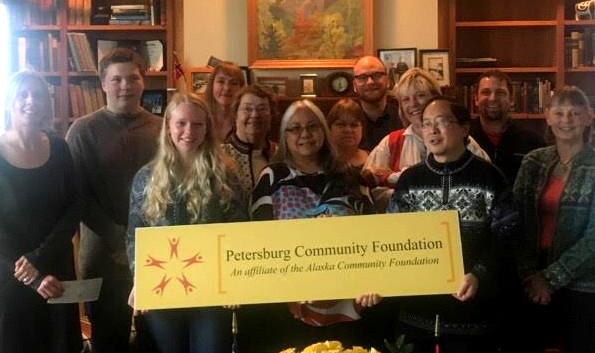 Petersburg Community Foundation awards grants, passes half million dollar mark
