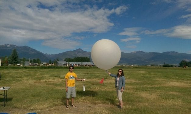 Former PHS grad works with NASA balloons for eclipse