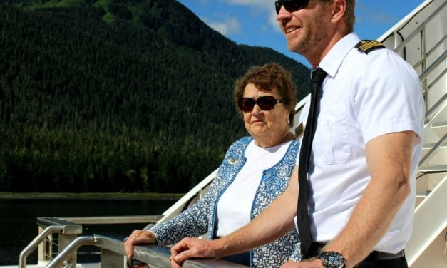 New National Geographic expedition ship makes its inaugural voyage through SE Alaska