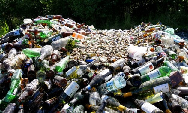 Talking Trash: Glass reused in Southeast landfills
