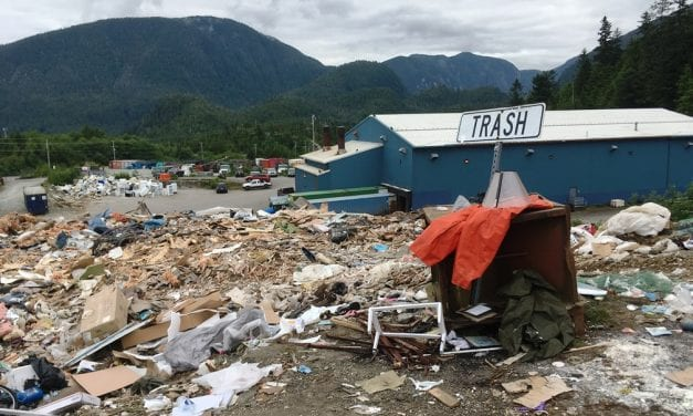 Talking trash: what happens to garbage in Southeast Alaska?