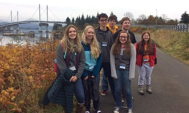 PHS science team wins trivia scrimmages in Sitka
