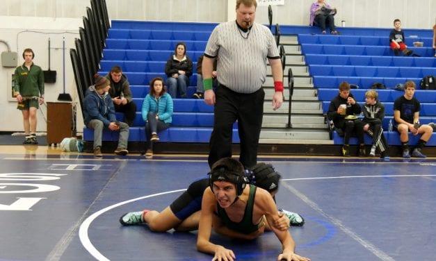 PHS wrestling hosts home tournaments