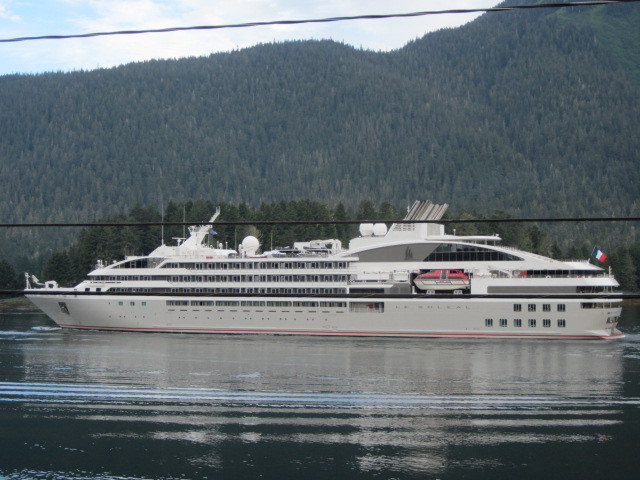 Petersburg Looks At Fees For Tax Exemption Cruise Passengers KFSK - Cruise ship fees