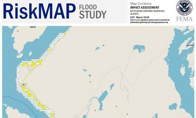 Borough, FEMA floodplain map numbers not in sync