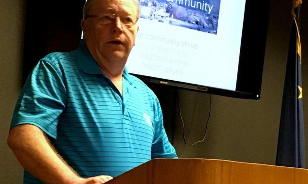 Chenault to Sitka Chamber: 'I know how government should work'