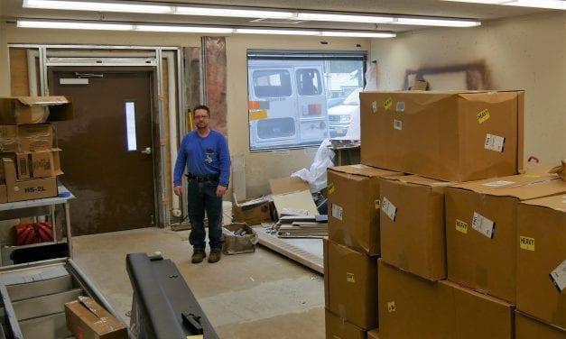 Petersburg schools' kitchen renovations finalized