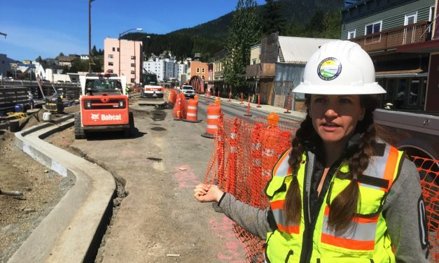 DOT working to manage construction, traffic, pedestrians