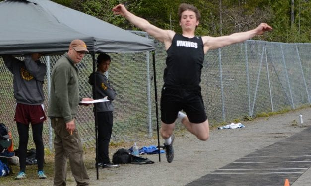 PHS track teams head to regional meet after competition in Ketchikan
